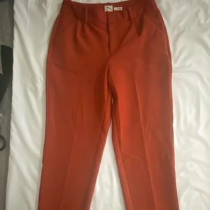 Orange Slacks